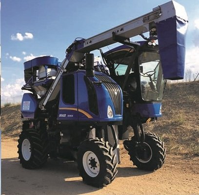 ITT Cevit vendimiadoras B9000 de New Holland