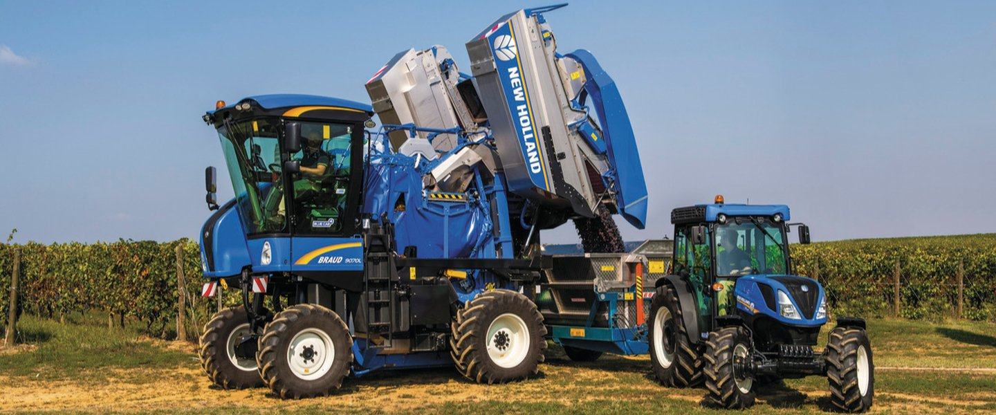 Braud New Holland